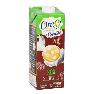 Lapte vegetal pentru cafea - Soia, Orasi 1L0