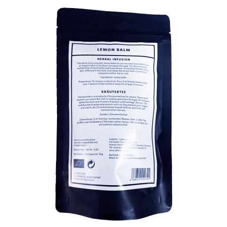 Lemon Balm, ceai Althaus Limited Leaves, Loose Tea, 30g1