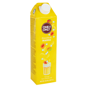 Mango, smoothie One&Only, 1L0