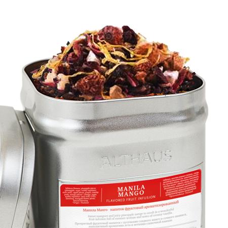 Manila Mango, ceai Althaus Loose Tea, 250 grame0