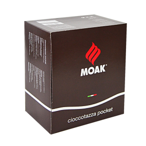Ciocolata calda Moak, cutie 50 plicuri0