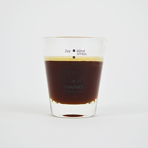 Pahar espresso gradat Hario, 80 ml4