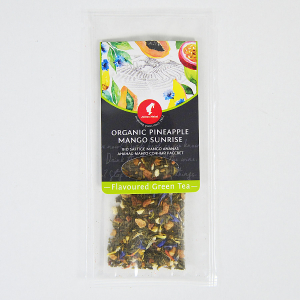 Pineapple Mango Sunrise, ceai organic Julius Meinl, Big Bags4