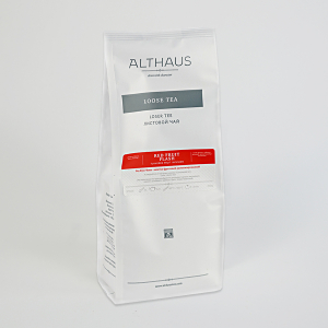Red Fruit Flash, ceai Althaus Loose Tea, 250 grame2