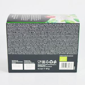 Refreshing Mint, ceai organic Julius Meinl, Big Bags3
