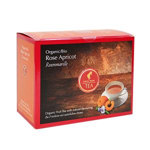 Rose Apricot, ceai organic Julius Meinl, Big Bags0