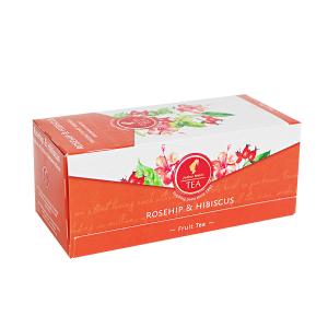 Rosehip & Hibiscus, ceai Julius Meinl - 25 plicuri0
