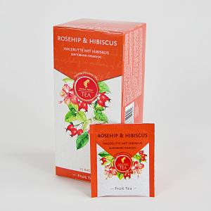 Rosehip & Hibiscus, ceai Julius Meinl - 25 plicuri2