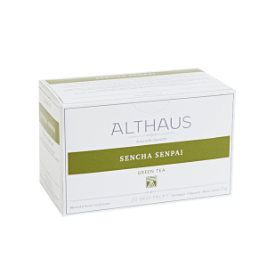 Sencha Senpai, ceai Althaus Deli Packs1