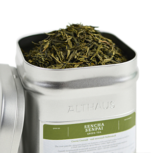 Sencha Senpai, ceai Althaus Loose Tea, 250 grame0