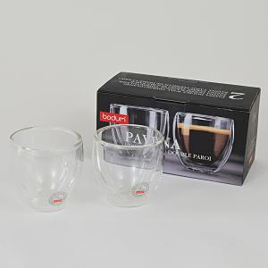 Set 2 pahare espresso cu pereti dubli, Bodum4