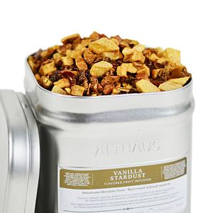 Vanilla Stardust, ceai Althaus Loose Tea, 200 grame0