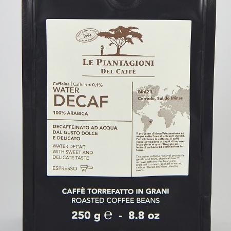 Water Decaf, cafea boabe Le piantagioni del caffe, 250gr1
