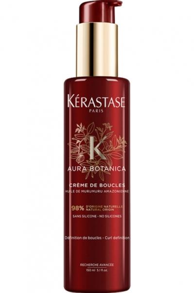 Crema pentru definirea buclelor Kerastase Aura Botanica Creme de Boucles, 150 ml 0