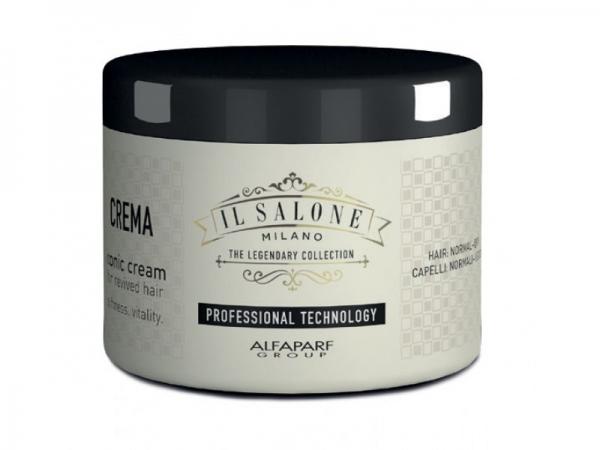 Masca pentru par normal sau uscat Alfaparf Salone Iconic Cream, 500 ml [0]