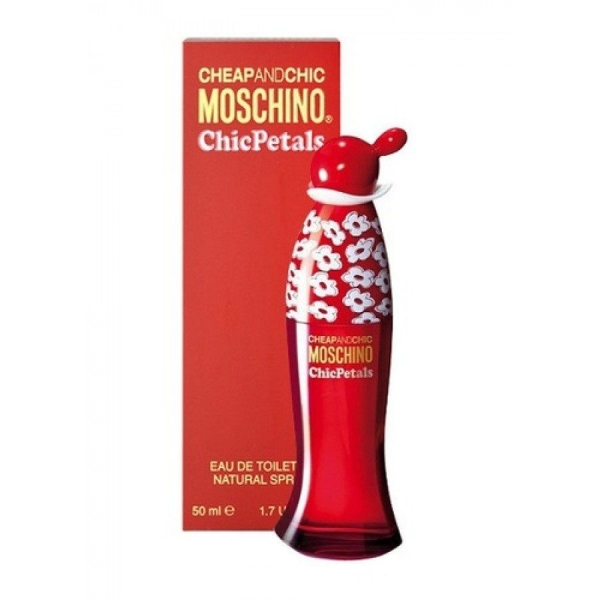 Apa de Toaleta Moschino Cheap And Chic Chic Petals , Femei , 50 ml 0