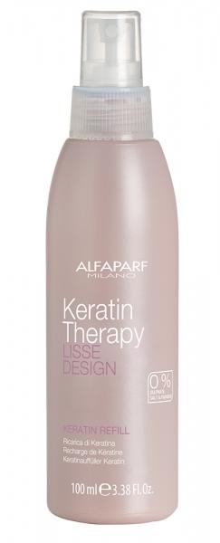 Lapte pentru par cu Cheratina Alfaparf Lisse Design Keratin Milk ,100 ml 0