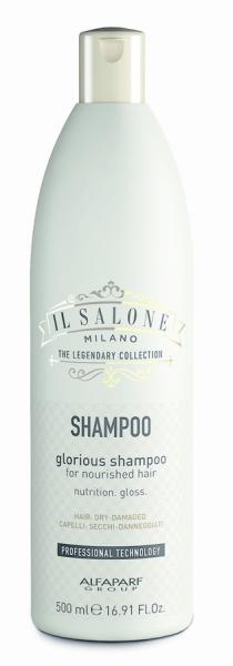Sampon pentru par normal sau uscat Alfaparf Salone Glorious Shampoo ,500 ml 0