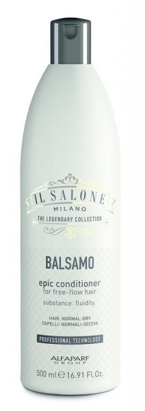 Balsam pentru par normal sau uscat Alfaparf Salone Epic Conditioner, 500 ml 0