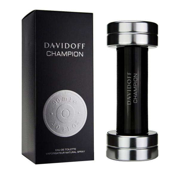 Apa de Toaleta Davidoff Champion , Barbati , 50 ml 0
