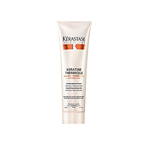 Tratament leave-in pentru netezire cu protectie termica Kerastase Discipline Keratine Thermique, 150 ml [1]