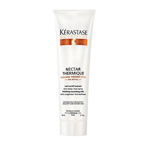 Tratament leave-in cu protectie termica pentru par uscat Kerastase Nutritive Nectar Thermique, 150 ml 0