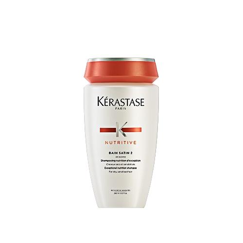 Sampon pentru par uscat Kerastase Nutritive Irisome Bain Satin 2, 250 ml [0]