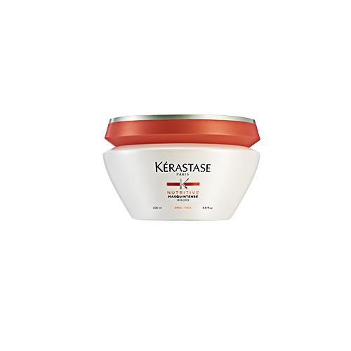 Masca pentru par cu fir gros Kerastase Nutritive Irisome Masquintense Cheveux Epais, 200 ml [1]