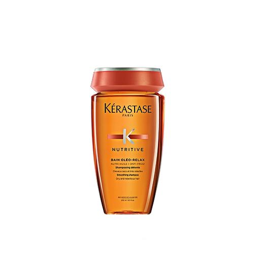 Sampon pentru par uscat si rebel Kerastase Nutritive Bain Oleo Relax, 250 ml 0