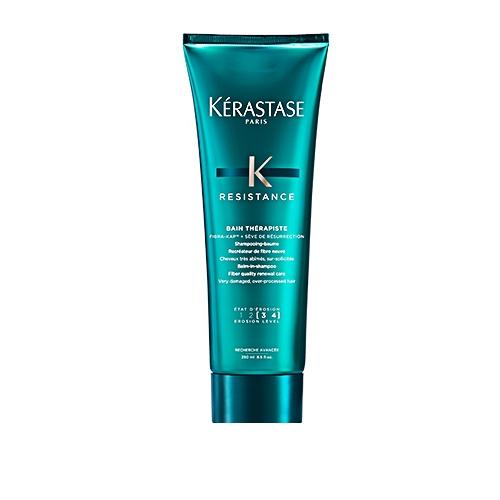 Sampon pentru par degradat Kerastase Resistence Bain Therapiste, 250 ml 0