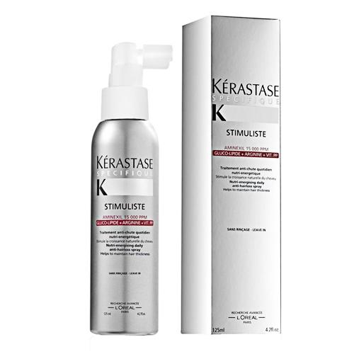Spray nutritiv si energizant impotriva caderii parului Kerastase Specifique Spray Stimuliste, 125 ml 0