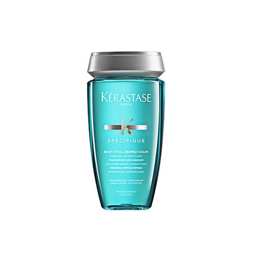 Sampon pentru scalp sensibil si par uscat Kerastase Specifique Dermocalm Bain Vital, 250 ml [0]