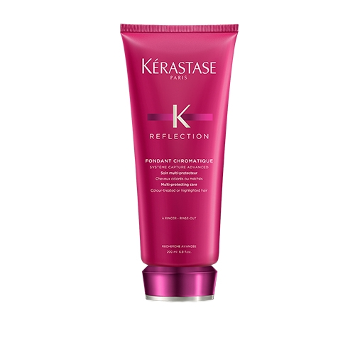 Balsam pentru par colorat Kerastase Reflection Chromatique Fondant, 200 ml 0