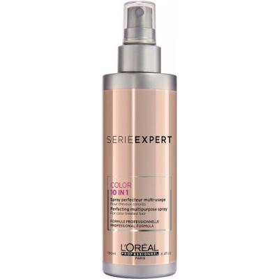 Spray 10 in 1 pentru par vopsit L`Oreal Professionnel Serie Expert Vitamino Color AOX, 190 ml 0