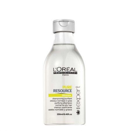 Sampon pentru par normal si gras L`Oreal Professionnel Serie Expert Pure Resource, 250 ml 0