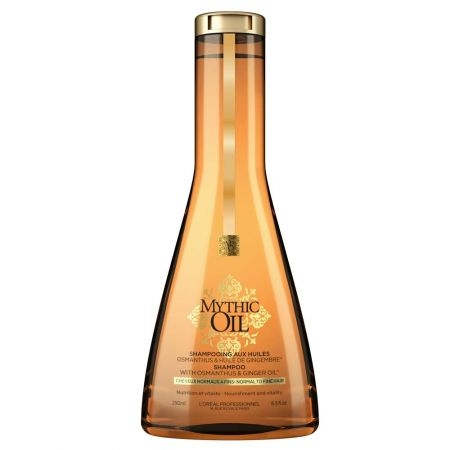Sampon pentru par cu fir fin-normal L`Oreal Professionnel Mythic Oil, 250 ml 1