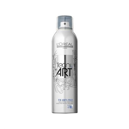 Spray pentru fixare anti-umiditate L`Oreal Professionnel Tecni.ART Fix Anti-Frizz, 250 ml 0