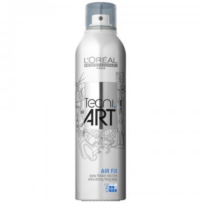 Spray pentru fixare instantanee L`Oreal Professionnel Tecni.ART Air Fix, 250 ml 0