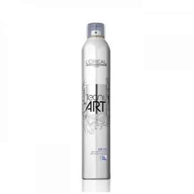 Spray pentru fixare instantanee L`Oreal Professionnel Tecni.ART Air Fix, 400 ml 0