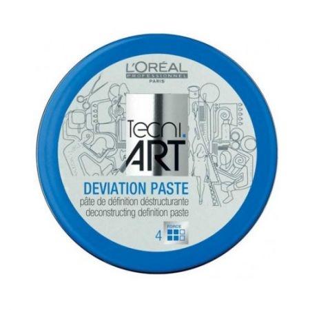 Pasta pentru definire modelatoare L`Oreal Professionnel Tecni.ART Deviation Paste, 100 ml 0