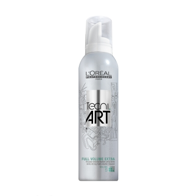 Spuma pentru extra-volum L`Oreal Professionnel Tecni.ART Full Volume Extra, 250 ml 0
