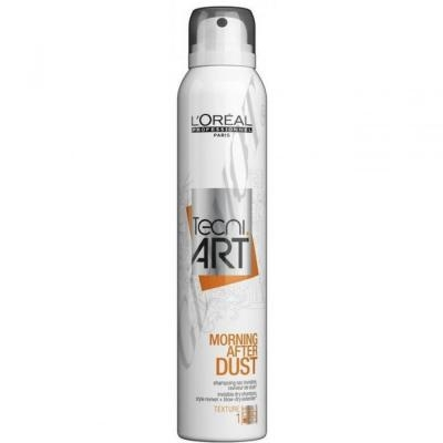 Sampon uscat L`Oreal Professionnel Tecni.ART Morning After Dust, 200ml 0