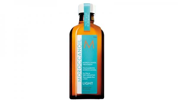 Ulei tratament pentru par fin si deschis la culoare  Moroccanoil Treatment Original, 100 ml 0