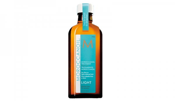 Ulei tratament pentru par fin si deschis la culoare  Moroccanoil Treatment Original, 200 ml 1