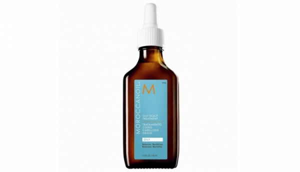 Tratament pentru scalp gras Moroccanoil Scalp Oil-No-More, 45 ml 0