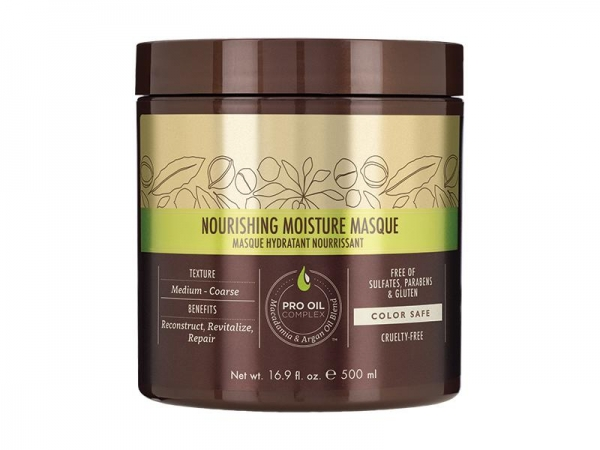 Masca reparatoare Macadamia Nourishing 500ml 1