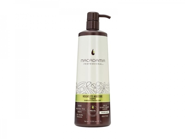 Sampon Macadamia Weightless Moisture 1000ml 1