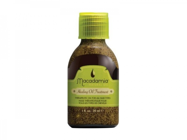 Tratament Intens Reparator Macadamia pe baza de uleiuri 30ml 1
