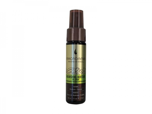 Ulei Spray Macadamia Nourishing Moisture 30ml 0