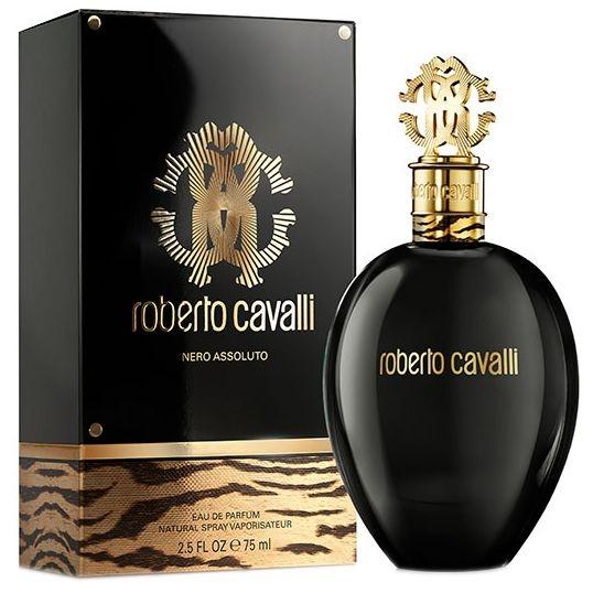 Apa de Parfum Roberto Cavalli Nero Assoluto , Femei , 75 ml 0